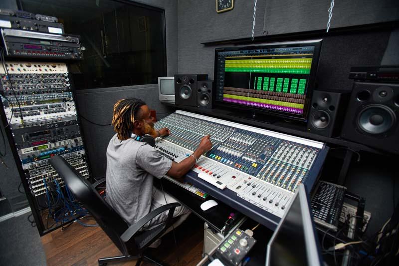 Demystifying the Studio