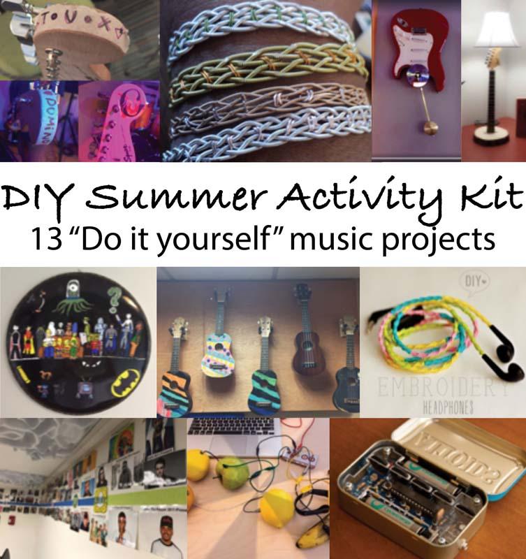 DIY Summer Activity Kit